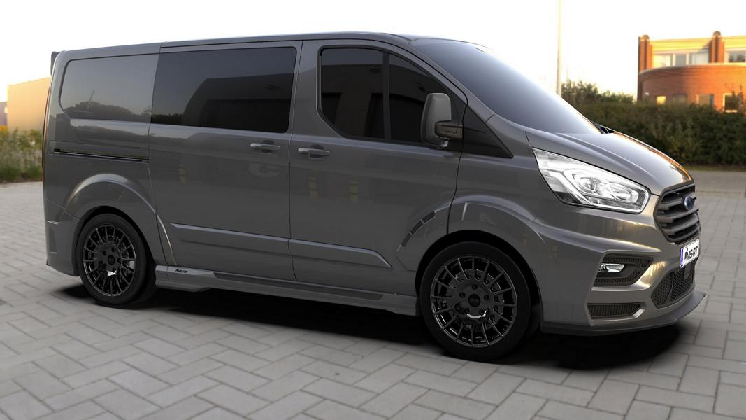 preview ford transit transporter tuner ms rt. Black Bedroom Furniture Sets. Home Design Ideas