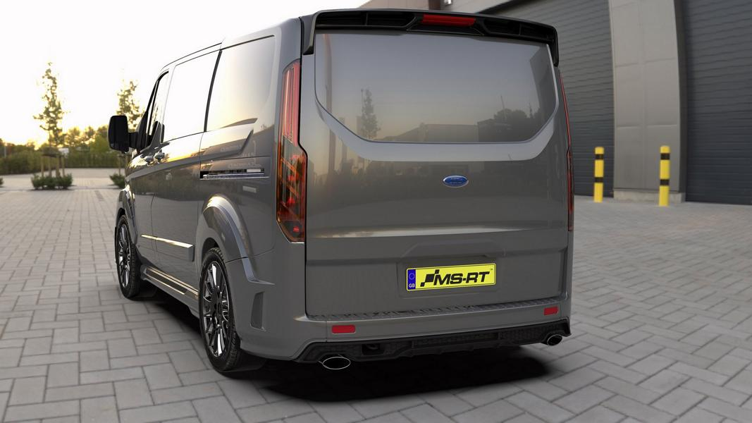ford transit transporter tuning ms rt 2018 4 magazin. Black Bedroom Furniture Sets. Home Design Ideas
