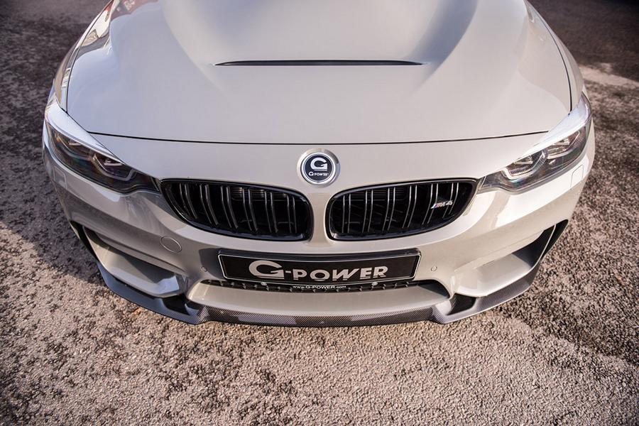 G Power BMW M4 F82 CS Tuning 2018 13 600 PS im BMW M4 Sondermodell CS vom Tuner G Power