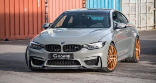 G Power BMW M4 F82 CS Tuning 2018 9 310x165 Neu   BMW M3 E92 35th Anniversary Edition by G Power
