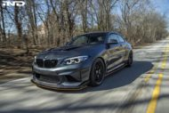IND Distribution BMW M2 F87 30th Tuning Bodykit Carbon 1 1 190x127 iND Distribution   BMW M2 F87 Coupe im GTS M4 Style