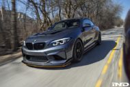 IND Distribution BMW M2 F87 30th Tuning Bodykit Carbon 2 1 190x127 iND Distribution   BMW M2 F87 Coupe im GTS M4 Style