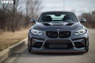 IND Distribution BMW M2 F87 30th Tuning Bodykit Carbon 2 190x127 iND Distribution   BMW M2 F87 Coupe im GTS M4 Style