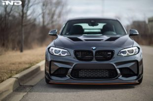 IND Distribution BMW M2 F87 30th Tuning Bodykit Carbon 2 310x205 iND Distribution   BMW M2 F87 Coupe im GTS M4 Style