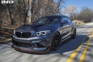 IND Distribution BMW M2 F87 30th Tuning Bodykit Carbon 3 1 190x127 iND Distribution   BMW M2 F87 Coupe im GTS M4 Style