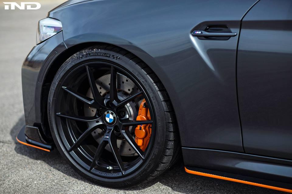 IND Distribution BMW M2 F87 30th Tuning Bodykit Carbon 7 iND Distribution   BMW M2 F87 Coupe im GTS M4 Style