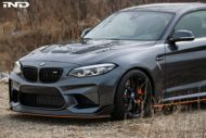 IND Distribution BMW M2 F87 30th Tuning Bodykit Carbon 8 190x127 iND Distribution   BMW M2 F87 Coupe im GTS M4 Style