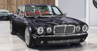 Jaguar XJ6 Nicko McBrain Classic Tuning Restomod 1 310x165 Wahnsinn   Jaguar XJ6 von Nicko McBrain in neuen Outfit