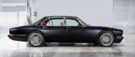 Jaguar XJ6 Nicko McBrain Classic Tuning Restomod 11 190x81 Wahnsinn   Jaguar XJ6 von Nicko McBrain in neuen Outfit