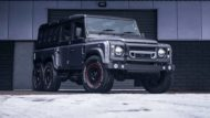 Kahn 6x6 Civilian Carrier Defender Tuning 2018 1 1 190x107 Mega   Kahn 6x6 Civilian Carrier Defender Umbau in Genf