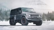 Kahn 6x6 Civilian Carrier Defender Tuning 2018 1 190x107 Mega   Kahn 6x6 Civilian Carrier Defender Umbau in Genf