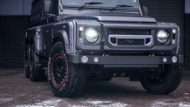 Kahn 6x6 Civilian Carrier Defender Tuning 2018 2 1 190x107 Mega   Kahn 6x6 Civilian Carrier Defender Umbau in Genf