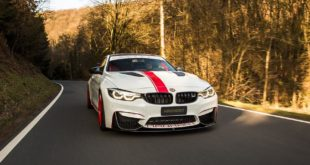 MANHART BMW MH4 550 M4 F82 Tuning 2018 2 310x165 723 PS & 870 NM: MANHART MH5 700   BMW M5 F90