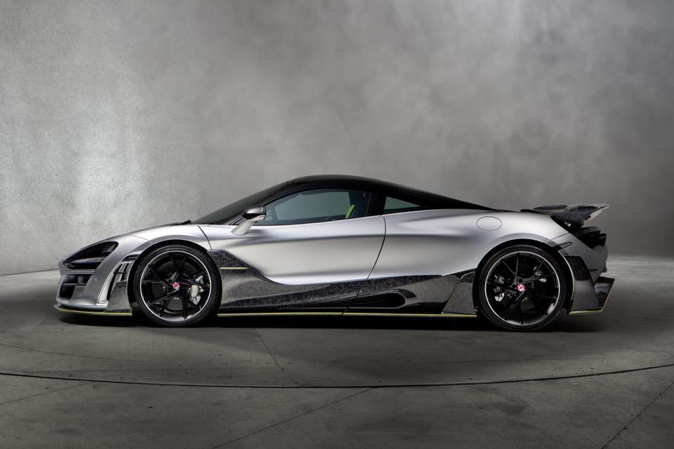MANSORY McLaren 720S First Edition Tuning 2018 2 Dezenter Supersportler   McLaren 720S Mansory First Edition