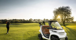 Mansory Garia Golf Car Inspired Mercedes Benz Tuning 2018 1 310x165 Rarität   Porsche Panamera mit Mansory Widebody Kit