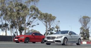 Mercedes C63s AMG C205 vs. BMW M4 Competition Pack 310x165 Video: Mercedes C63s AMG (C205) vs. BMW M4 Competition Pack