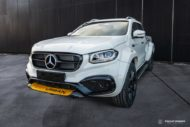 Mercedes EXY URBAN W470 Tuning Widebody 2 190x127 Mercedes X Klasse Exy Urban   Widebody Kit by Pickup Design