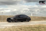 Mercedes S Klasse W222 Tuning S550 5 190x127 Alles in schwarz   Mercedes S Klasse vom Tuner MC Customs
