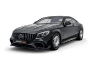Mercedes S63 AMG 4MATIC BRABUS 800 Coup%C3%A9 Tuning C217 1 190x127 Mercedes S63 AMG 4MATIC+ (C217) als BRABUS 800 Coupé