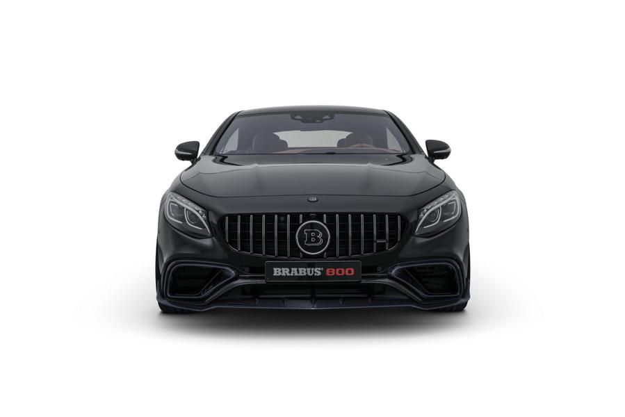 Mercedes S63 AMG 4MATIC+ BRABUS 800 Coupé Tuning C217 (12)