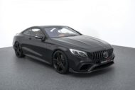 Mercedes S63 AMG 4MATIC BRABUS 800 Coup%C3%A9 Tuning C217 13 190x127 Mercedes S63 AMG 4MATIC+ (C217) als BRABUS 800 Coupé
