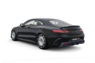 Mercedes S63 AMG 4MATIC BRABUS 800 Coup%C3%A9 Tuning C217 2 190x127 Mercedes S63 AMG 4MATIC+ (C217) als BRABUS 800 Coupé