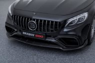 Mercedes S63 AMG 4MATIC BRABUS 800 Coup%C3%A9 Tuning C217 8 190x127 Mercedes S63 AMG 4MATIC+ (C217) als BRABUS 800 Coupé