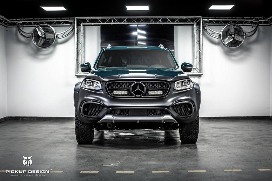 Mercedes X-Klasse Exy OFF-ROAD 2018 Tuning (2)