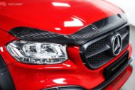 Mercedes X Klasse Exy OFF ROAD RED Tuning 1 190x127 Limitiertes Monster   Mercedes X Klasse Exy OFF ROAD