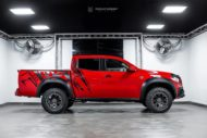 Mercedes X Klasse Exy OFF ROAD RED Tuning 2 190x127 Limitiertes Monster   Mercedes X Klasse Exy OFF ROAD