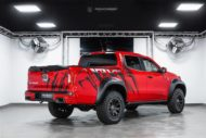 Mercedes X Klasse Exy OFF ROAD RED Tuning 3 190x127 Limitiertes Monster   Mercedes X Klasse Exy OFF ROAD