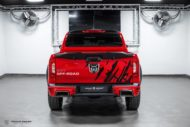 Mercedes X Klasse Exy OFF ROAD RED Tuning 8 190x127 Limitiertes Monster   Mercedes X Klasse Exy OFF ROAD