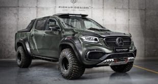Mercedes X Klasse Exy OFF ROAD W470 Tuning 8 310x165 Nissan Navara Navy Limited Edition   by Carlex Design