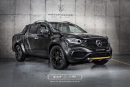 Mercedes X Klasse Exy Urban Widebody Kit Pickup Design Carlex 1 190x127 Mercedes X Klasse Exy Urban   Widebody Kit by Pickup Design