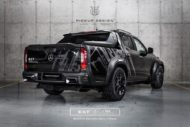 Mercedes X Klasse Exy Urban Widebody Kit Pickup Design Carlex 2 190x127 Mercedes X Klasse Exy Urban   Widebody Kit by Pickup Design