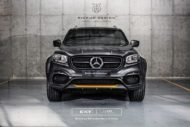 Mercedes X Klasse Exy Urban Widebody Kit Pickup Design Carlex 3 190x127 Mercedes X Klasse Exy Urban   Widebody Kit by Pickup Design