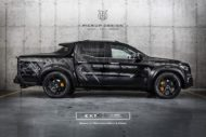 Mercedes X Klasse Exy Urban Widebody Kit Pickup Design Carlex 5 190x127 Mercedes X Klasse Exy Urban   Widebody Kit by Pickup Design