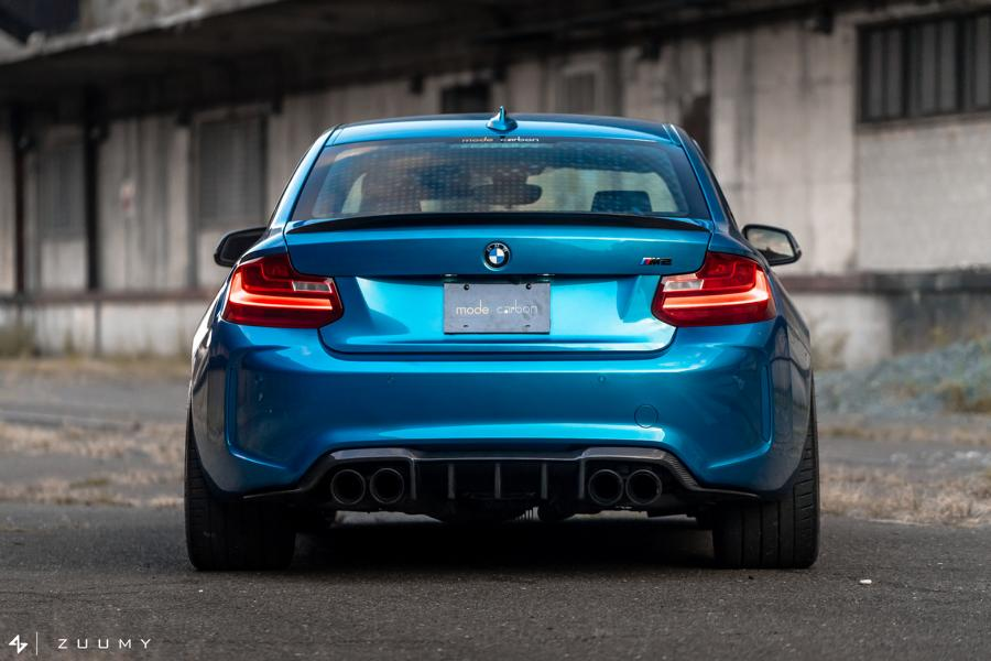 Mode Carbon BMW M2 F87 Tuning Bodykit 16 Fotostory: BMW M2 F87 Coupe's by Mode Carbon