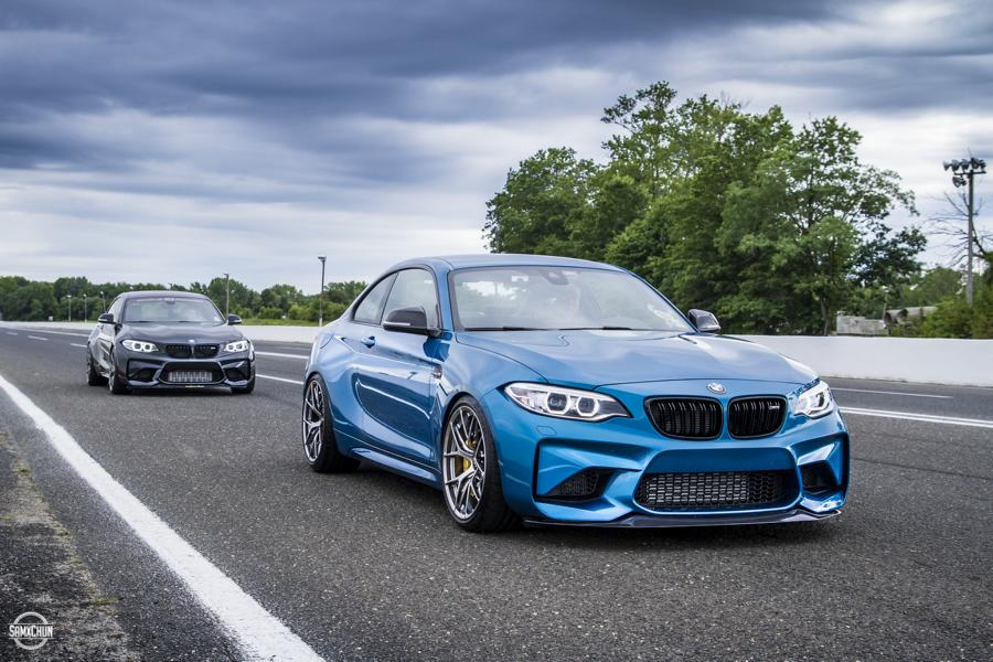 Mode Carbon BMW M2 F87 Tuning Bodykit 8 Fotostory: BMW M2 F87 Coupe's by Mode Carbon