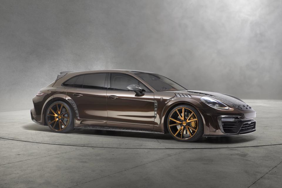 un bersehbar porsche panamera sport turismo by mansory. Black Bedroom Furniture Sets. Home Design Ideas