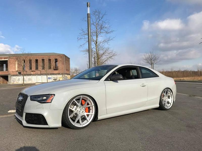 Rotiform KPS Audi S5 Coupe Airride Tuning 2 Airride & 20 Zöller am Audi S5 Coupe von ML Concepts