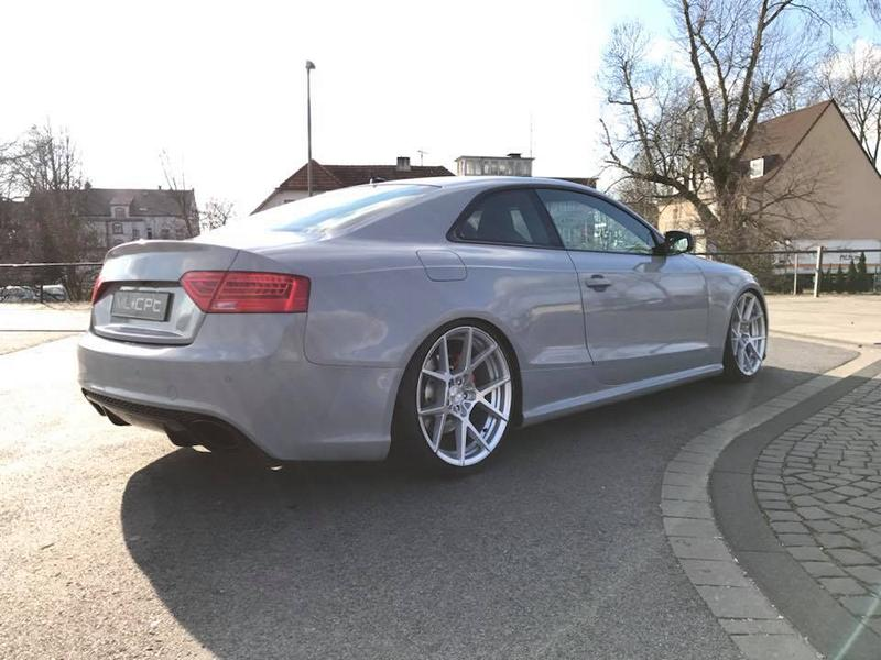 Rotiform KPS Audi S5 Coupe Airride Tuning 6 Airride & 20 Zöller am Audi S5 Coupe von ML Concepts