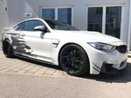 Schnitzer Parts TPS BMW M4 F82 Coupe 3 190x143 Z Performance Wheels ZP6.1 am BMW M4 F82 Coupe