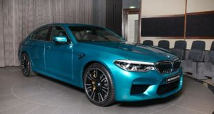 Snapper Rocks Blue Metallic BMW M5 F90 2027 310x165 AC Schnitzer BMW M550i xDrive by Abu Dhabi Motors