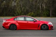 Tech9AutoArmour Holden VF Commodore Widebody Kit Tuning 1 190x126 Fetter Exot   Holden VF Commodore mit Widebody Kit