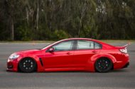 Tech9AutoArmour Holden VF Commodore Widebody Kit Tuning 2 190x126 Fetter Exot   Holden VF Commodore mit Widebody Kit