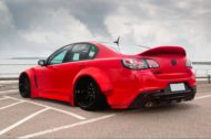 Tech9AutoArmour Holden VF Commodore Widebody Kit Tuning 3 190x126 Fetter Exot   Holden VF Commodore mit Widebody Kit