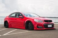 Tech9AutoArmour Holden VF Commodore Widebody Kit Tuning 4 190x126 Fetter Exot   Holden VF Commodore mit Widebody Kit