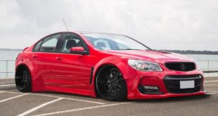Tech9AutoArmour Holden VF Commodore Widebody Kit Tuning 4 310x165 Fetter Exot   Holden VF Commodore mit Widebody Kit