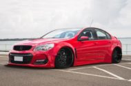 Tech9AutoArmour Holden VF Commodore Widebody Kit Tuning 6 190x126 Fetter Exot   Holden VF Commodore mit Widebody Kit